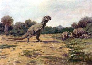 Knight T Rex
